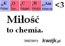 Lubisz chemię?