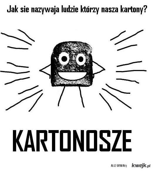 kartonosze