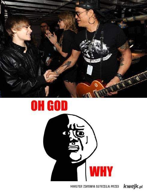 Slash & Bieber