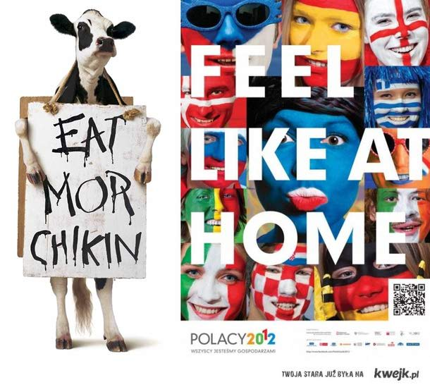 Eat mor chikin - Feel like at home