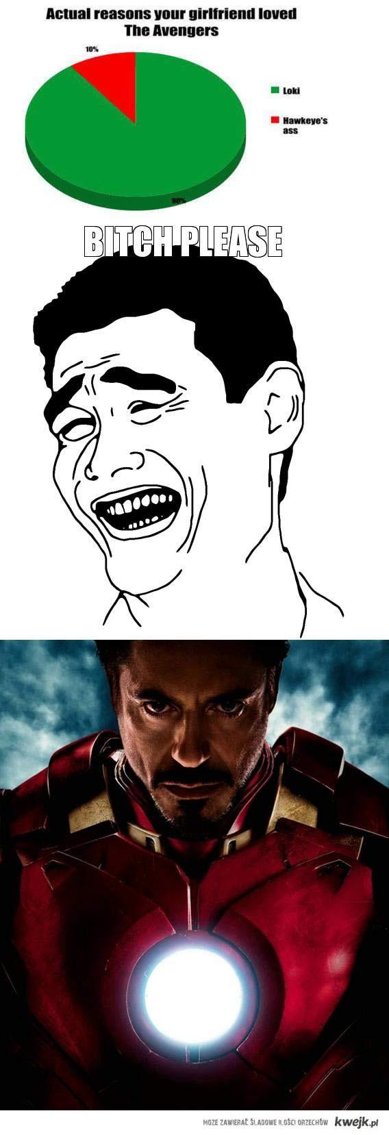 Iron Man najlepszy