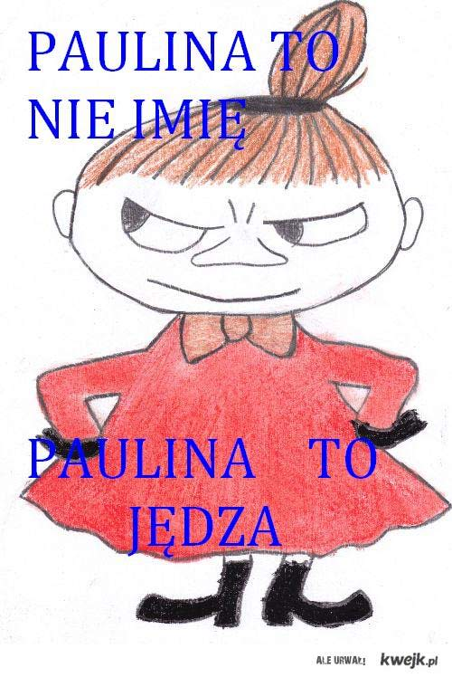 Paulina !