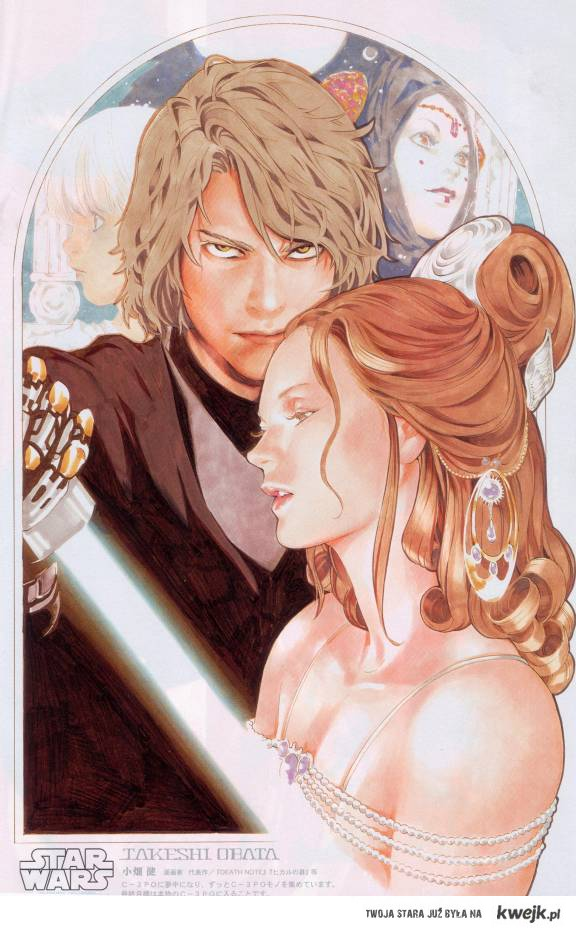 Star Wars by Takeshi Obata