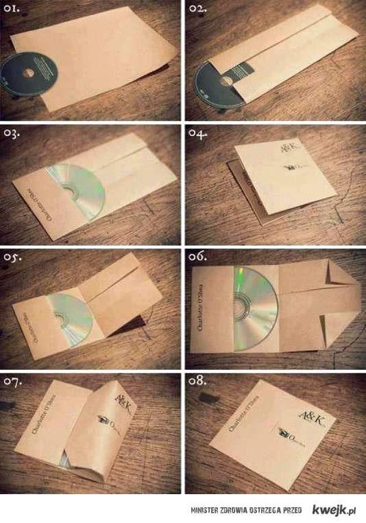 patent na płytki CD