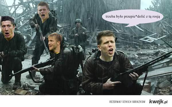 Po meczu z Rosją