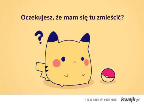 Biedny pikachu :(