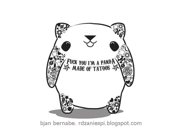 panda by bjan bernabe.