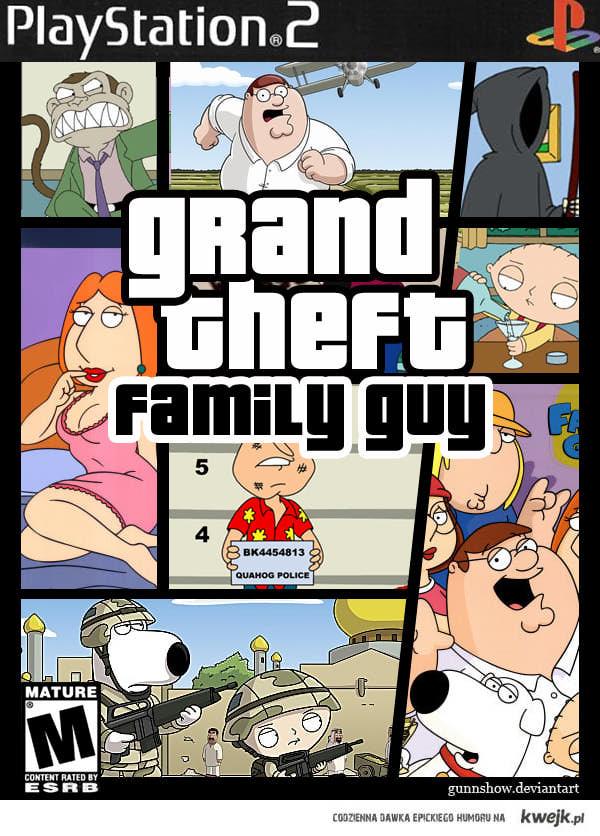 GTA FAMILY GUY