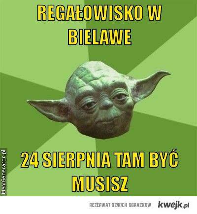 Reggałowisko w Bielawie ;)
