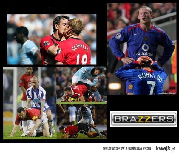 Brazzers Man-Utd