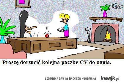 prawda o CV