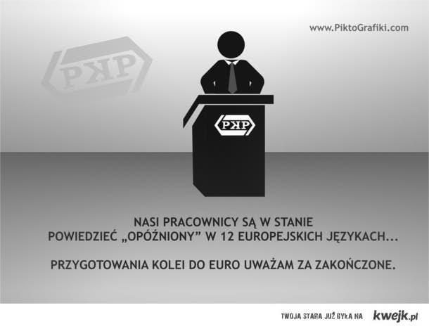 PKP na EURO