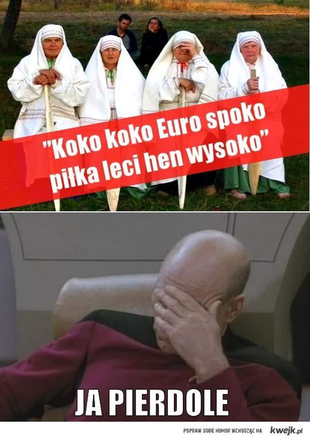 Oficjalna piosenka Polski na Euro 2012