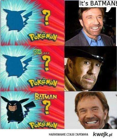 Chuck i Pokemony