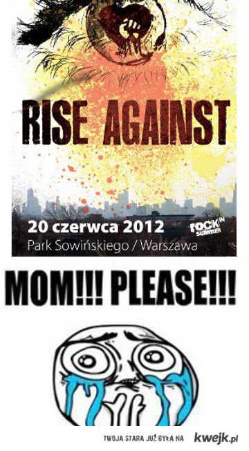 koncert Rise