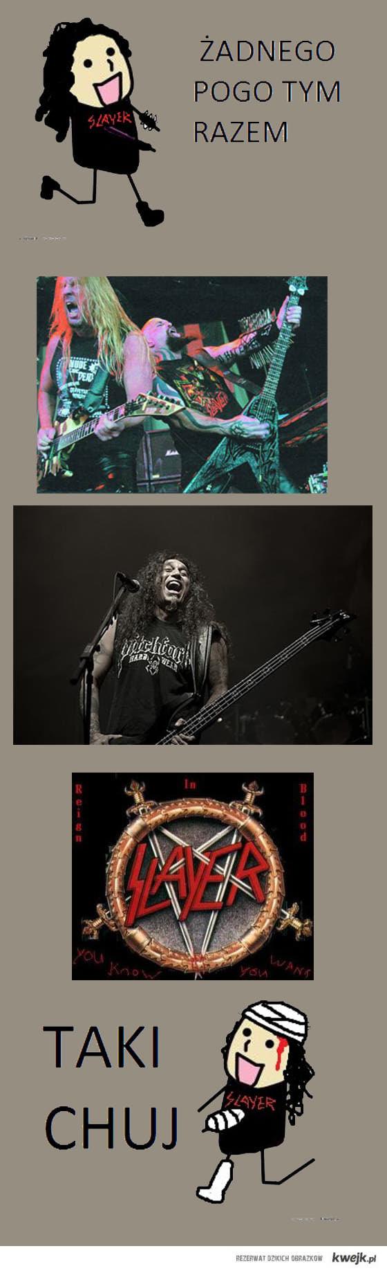 Slayer w piątek :D