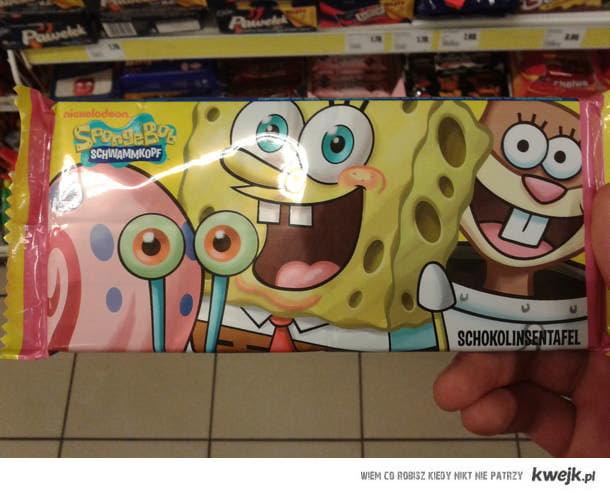 Spongebob:)