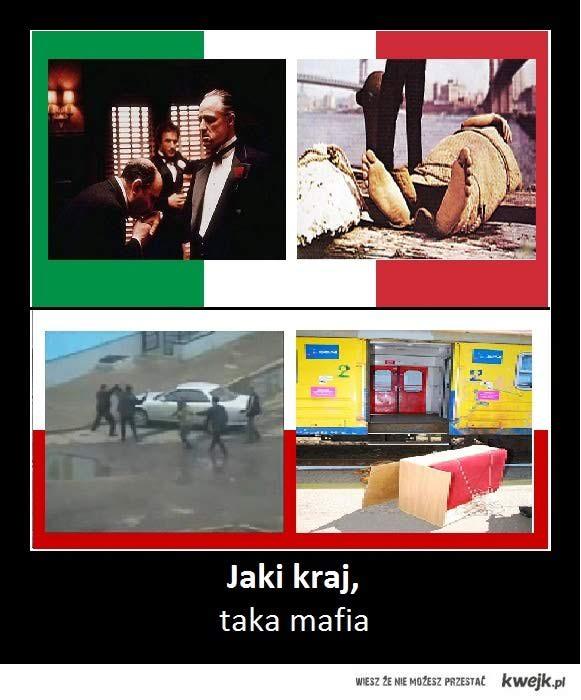Jaki kraj, taka mafia