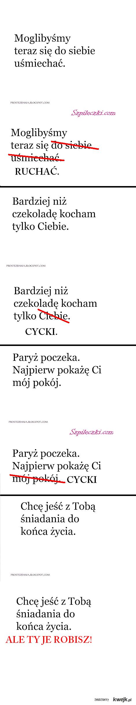 Szpileczki level over 9000