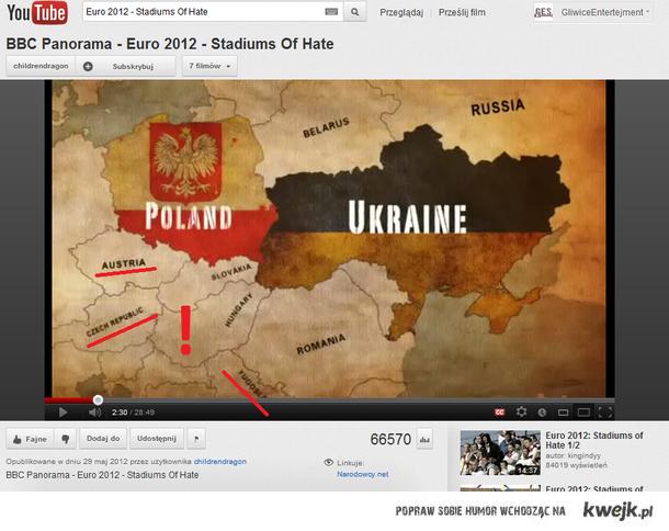 Wiedza o Europie Środkowej na świecie