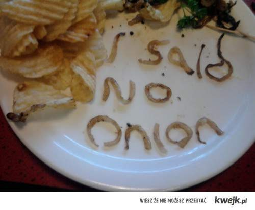 miało nie być cebuli