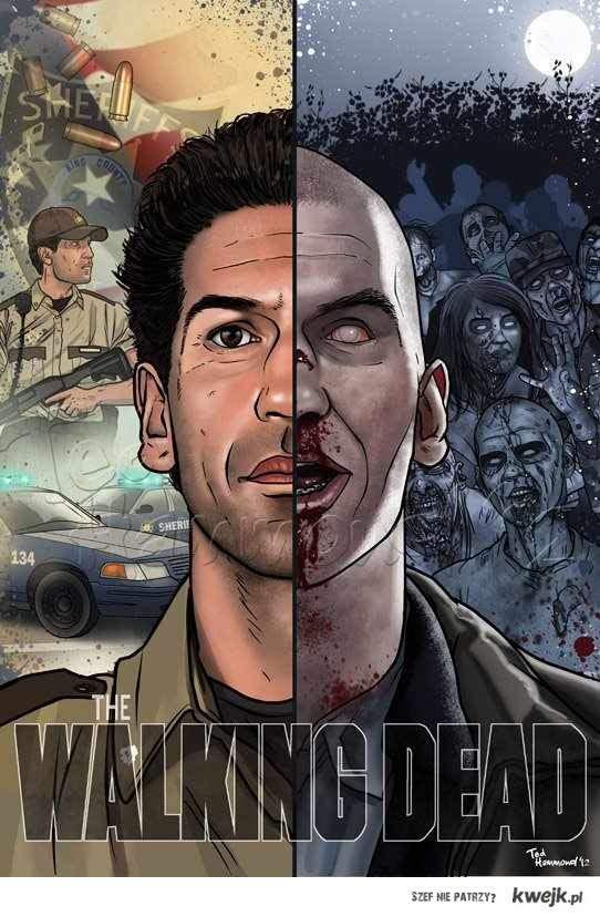 Shane - The Walking Dead