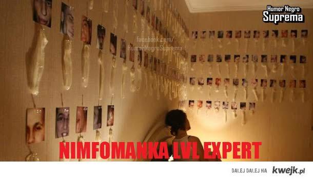 Nimfomanka lvl : EXPERT