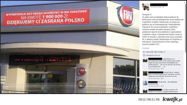 Polsko jesteś wspaniała!