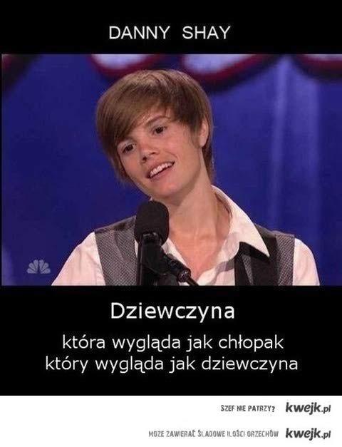 przecież to Bieber !! aa jak !
