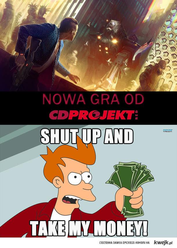 Nowa gra CD Projekt Red!