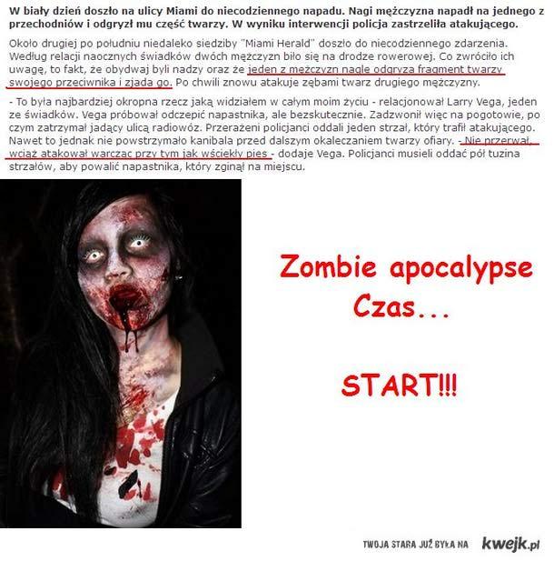 Zombie zagłada