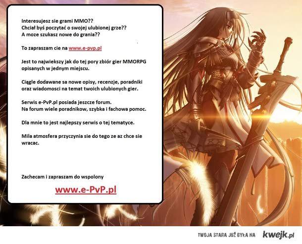 E-pvp.pl Rozdaje Nagrody Na FB