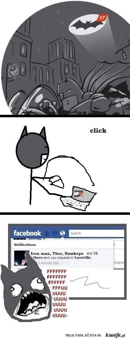 facebook batman
