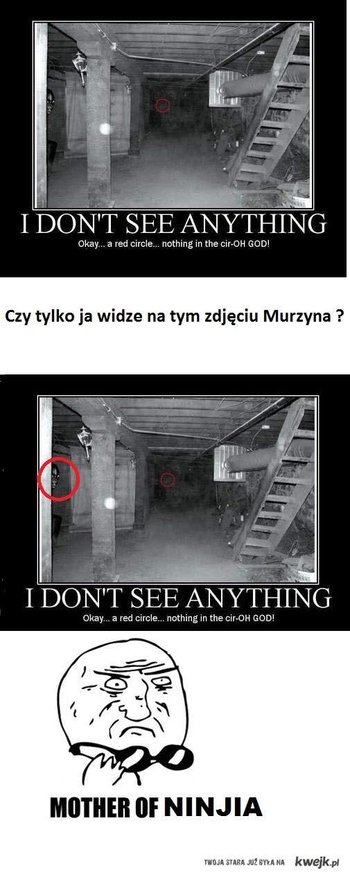 Murzyn Ninjia