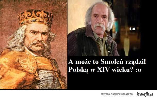 Władysław Łokietek? Na pewno?