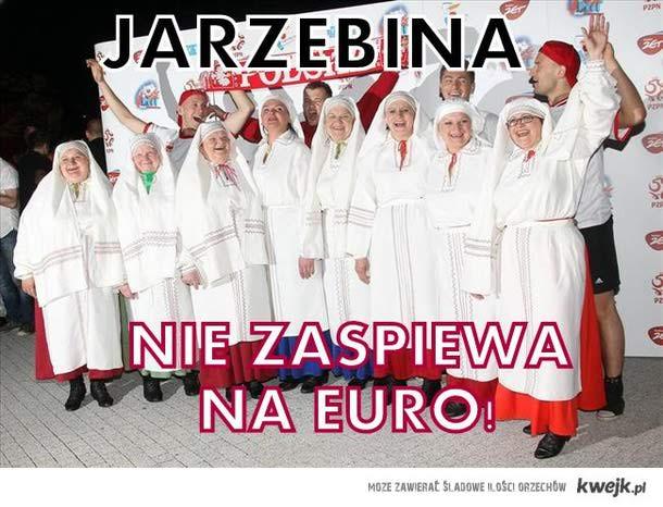 Nie będzie Koko koko euro spoko!