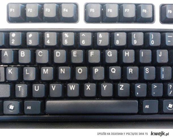 Piekielna klawiatura