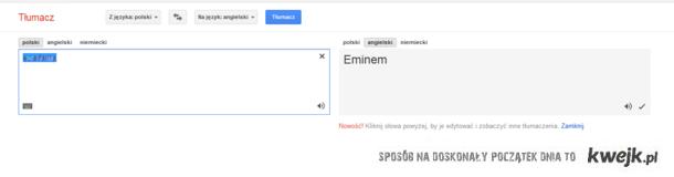 tłumacz google ^^