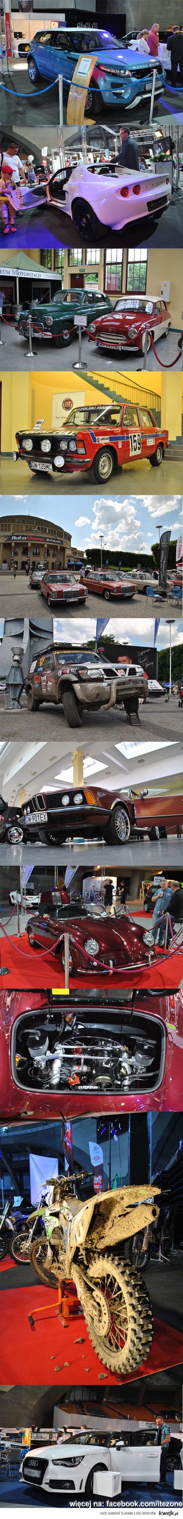 Auto Show we Wrocławiu