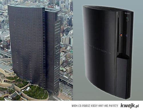 Budynek PS3