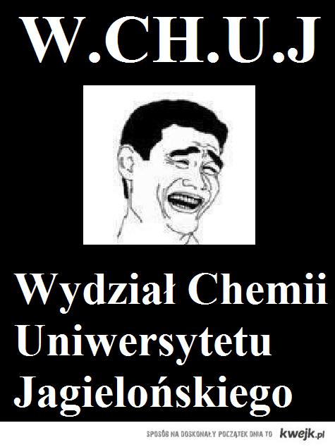 WCHUJ