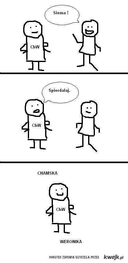 chamska weronika