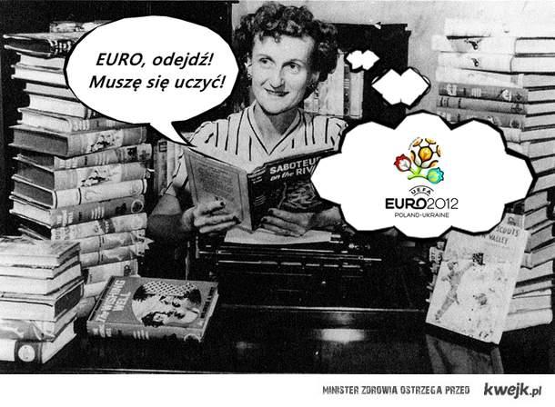 EURO, niszczysz mi sesje