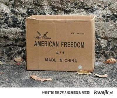 Wolność USA