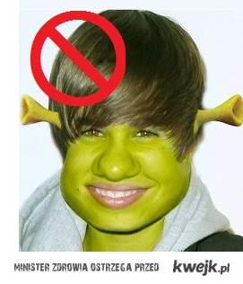 Justin Shrek