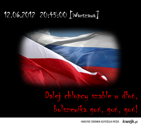 Polacy, po zwycięstwo marsz!