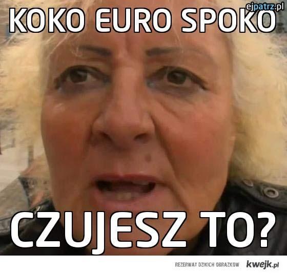 Koko Euro Spoko