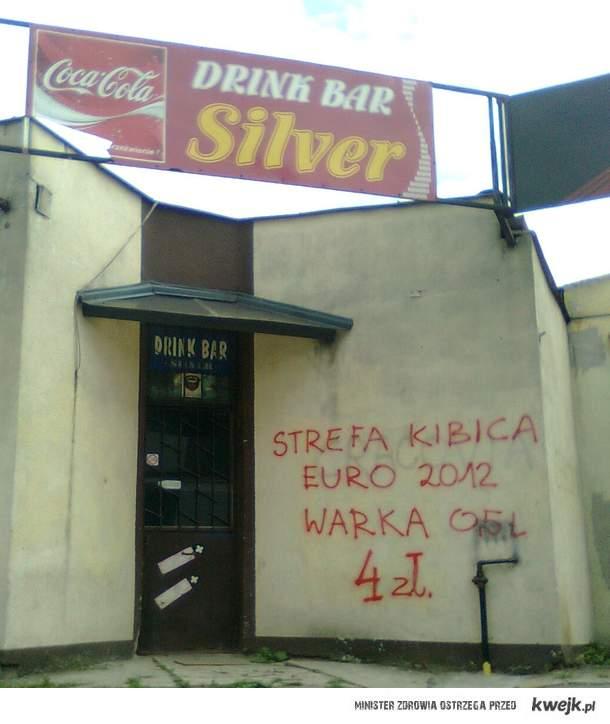 Strefa kibica bar Silver