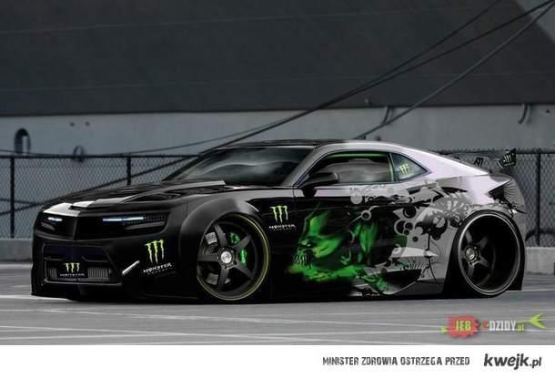 Monster fura