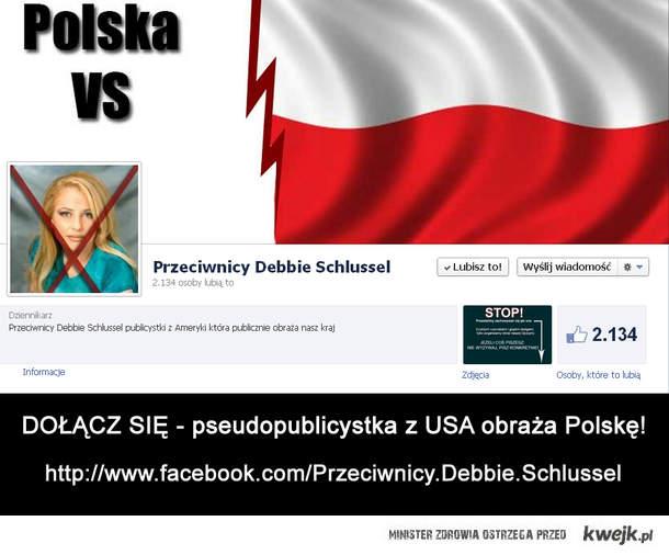 Pseudopublicystka obraża Polaków
